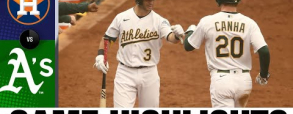 Oakland Athletics 3:6 Houston Astros