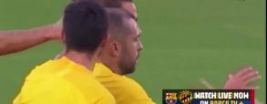 FC Barcelona 3:1 Gimnastic de Tarragona