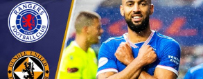 Rangers 4:0 Dundee United