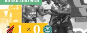 Atletico Paranaense 1:0 Coritiba