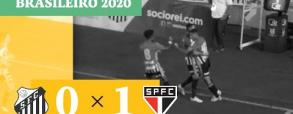 Santos 2:2 Sao Paulo