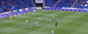 Dynamo Moskwa 0:1 Rubin Kazan