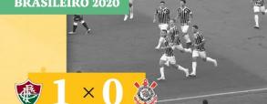 Fluminense 2:1 Corinthians