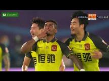 Shandong Luneng 1:2 Guangzhou Evergrande