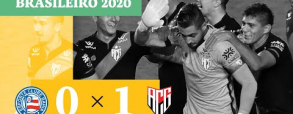 Bahia 0:1 Atletico Goianiense