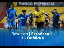 Barcelona SC 1:0 Universidad Catolica