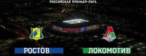 FK Rostov 0:0 Lokomotiw Moskwa
