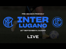 Inter Mediolan 5:0 Lugano