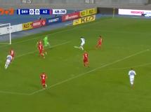 Dynamo Kijów 2:0 AZ Alkmaar
