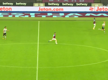 West Ham United 3:0 Charlton Athletic