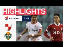 Busan FC 1:2 Gangwon FC