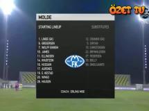 Qarabag Agdam 0:0 (5:6) Molde FK