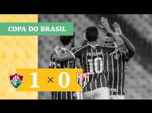 Fluminense 1:0 Atletico Goianiense
