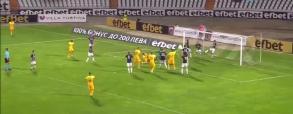 Lokomotiw Płowdiw 1:2 Tottenham Hotspur