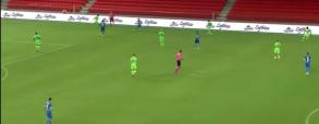 Kukesi 0:4 VfL Wolfsburg