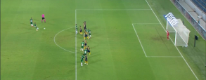 Maccabi Haifa 2:1 Kajrat Almaty