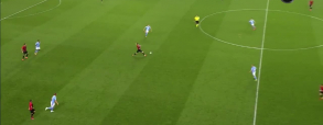 Honved Budapeszt 0:2 Malmo FF