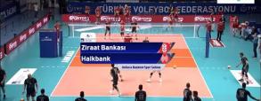 Ziraat Bankasi 3:0 Halkbank Ankara