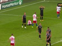 Hamburger SV 2:1 Fortuna Düsseldorf