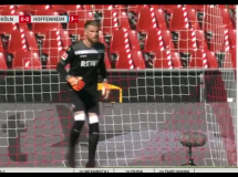 FC Koln 2:3 Hoffenheim