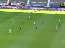 Eintracht Frankfurt 1:1 Arminia Bielefeld