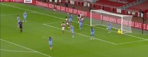 Arsenal Londyn 2:1 West Ham United