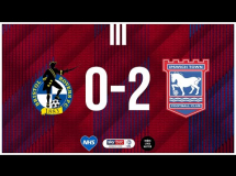 Bristol Rovers 0:2 Ipswich Town