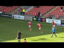 Blackpool 2:0 Swindon