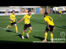 Burton Albion 2:1 Accrington
