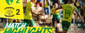 Norwich City 2:2 Preston North End
