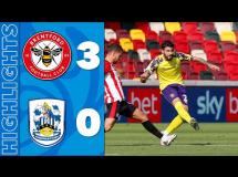 Brentford 3:0 Huddersfield