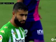 Betis Sewilla 2:0 Real Valladolid