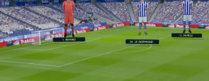 Real Sociedad 0:0 Real Madryt