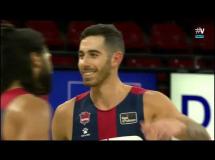 Baskonia 76:73 Valencia Basket
