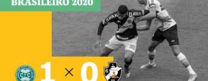 Coritiba 1:0 Vasco da Gama
