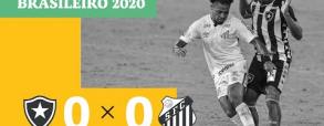 Botafogo 0:0 Santos