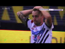 Sturm Graz 1:1 Rapid Wiedeń