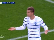 Gent 1:2 Dynamo Kijów