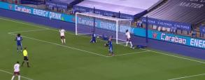 Leicester City 0:2 Arsenal Londyn