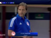 Olympiakos Pireus 2:0 Omonia Nikozja