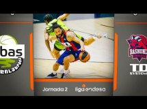 Baloncesto Fuenlabrada 73:89 Baskonia