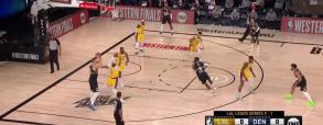 Denver Nuggets 108:114 Los Angeles Lakers