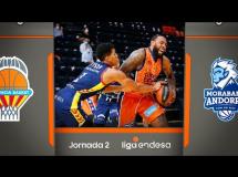 Valencia Basket - MoraBanc Andorra
