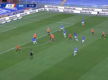 Sampdoria 2:3 Benevento