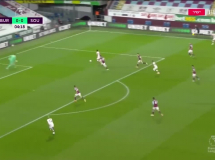 Burnley 0:1 Southampton