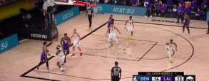 Los Angeles Lakers 2:2 Denver Nuggets