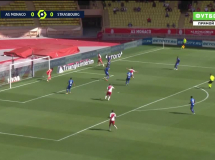 AS Monaco 3:2 Strasbourg