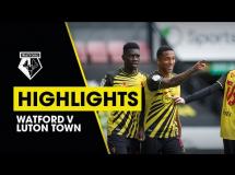 Watford 1:0 Luton