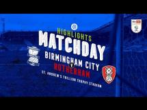 Birmingham 1:1 Rotherham United