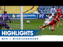 Queens Park Rangers 1:1 Middlesbrough